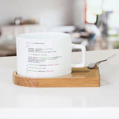 - Programcılara Hediye Çay Fincanı