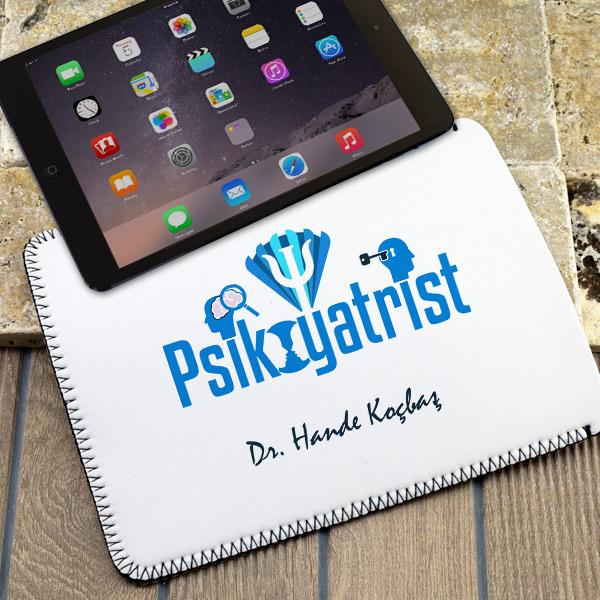 Psikiyatristlere Hediye Tablet Kılıfı