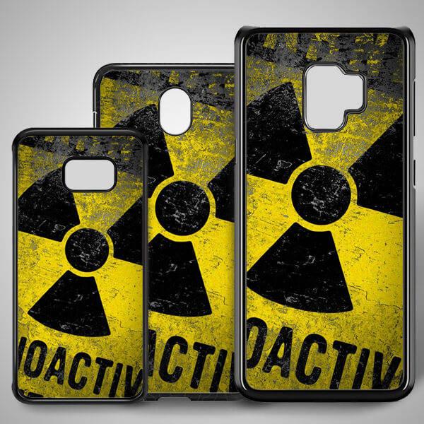 Radioactive Samsung Telefon Kapağı