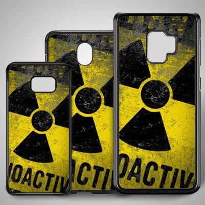 - Radioactive Samsung Telefon Kapağı