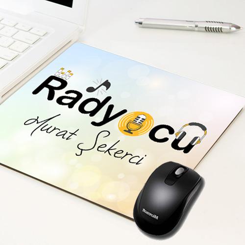 Radyoculara Özel Mousepad