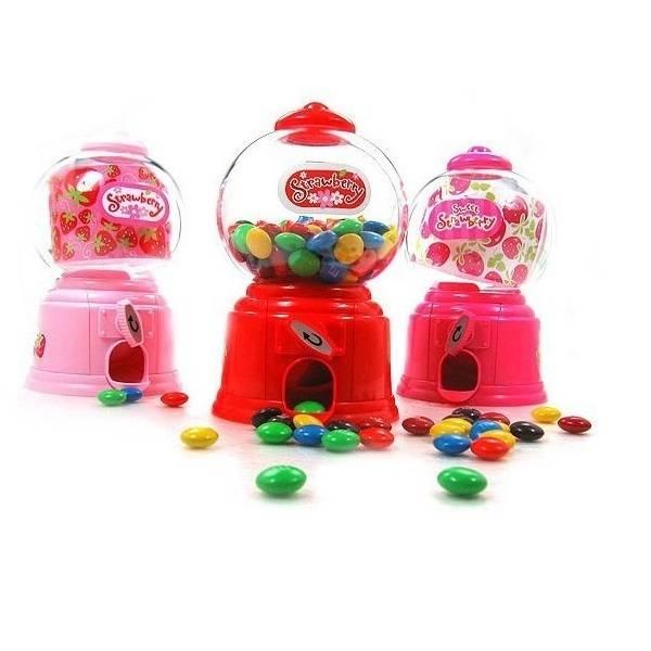 Rengarenk Mini Şeker Makineleri