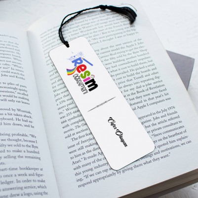 - Resim Öğretmenleri için Hediyelik Kitap Ayracı