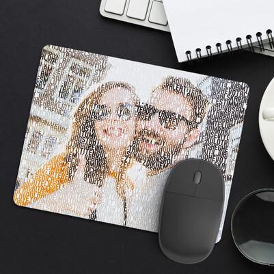 - Resimli 100 Dilde Seni Seviyorum Mousepad