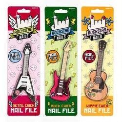 Rockstar Nail File - Gitar Tırnak Törpüleri - Thumbnail