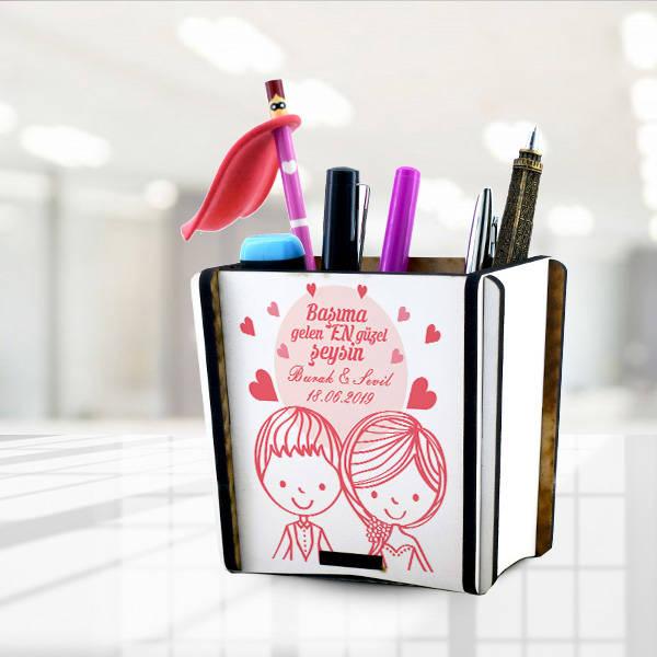 Romantik Aşıklar Sevgili Kalemliği