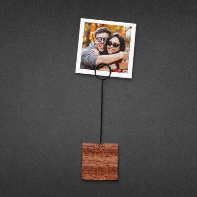 Romantik Ayıcıklar Kişiye Özel Konsept Hediye Kutusu - Thumbnail