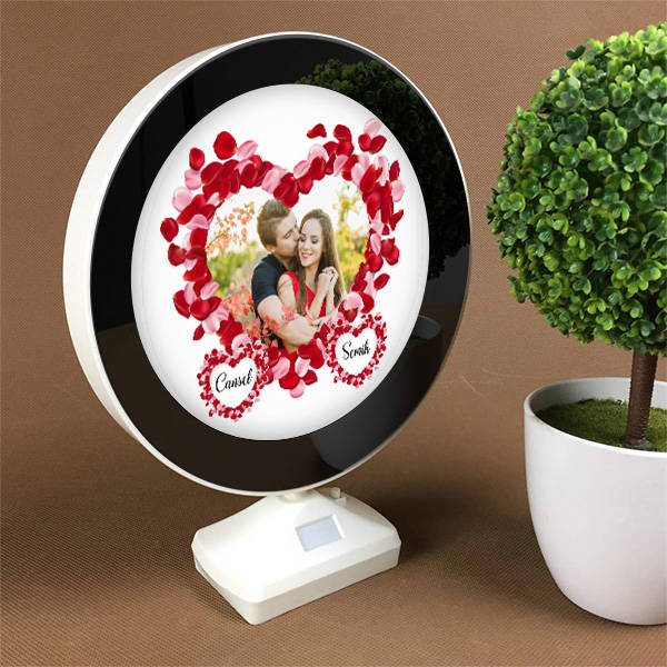 Romantik Kalplerimiz Sihirli Ayna