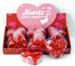 Romantik Minik Kalp Sabunlar - Thumbnail