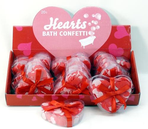 Romantik Minik Kalp Sabunlar