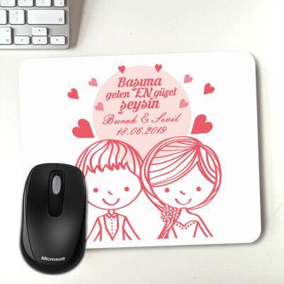- Romantik Tasarım Mousepad
