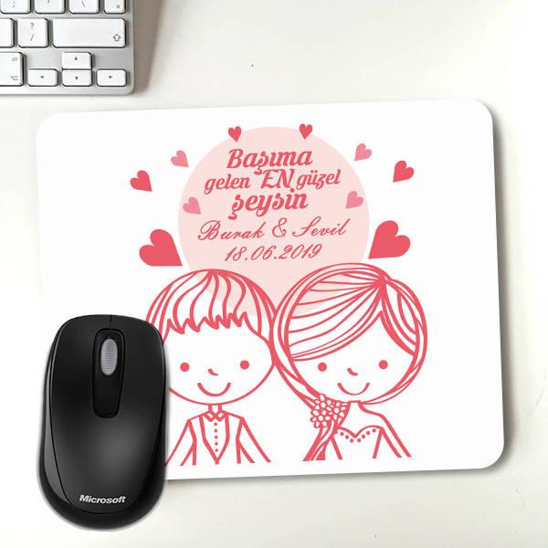 Romantik Tasarım Mousepad
