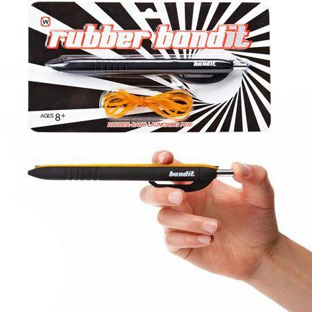 Rubber Bandit - Lastik Fırlatan Kalem