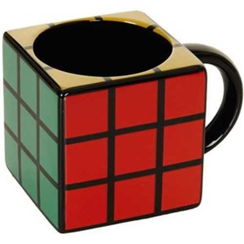 Rubik Küp Kupa Bardak