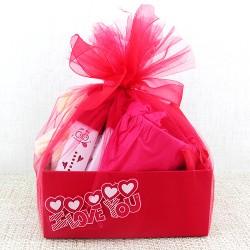 Sana Aşığım Güzelim Hediye Sepeti - Thumbnail