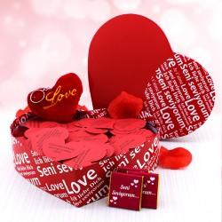 Sana Olan Büyük Sevgim Hediye Kutusu - Thumbnail