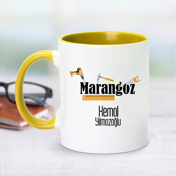 Sarı Kupa Bardak Marangozlara Özel
