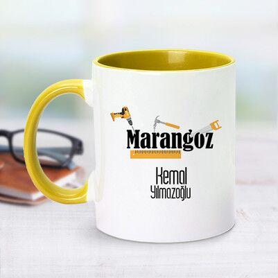 - Sarı Kupa Bardak Marangozlara Özel