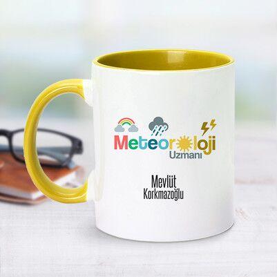 - Sarı Kupa Bardak Meteoroloji Uzmanlarına Özel