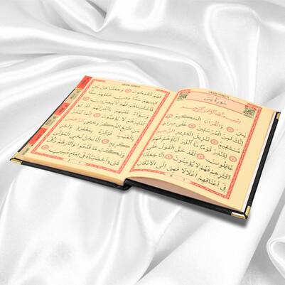 Seccade ve Dualar Hediye Kutusu SİYAH - Thumbnail