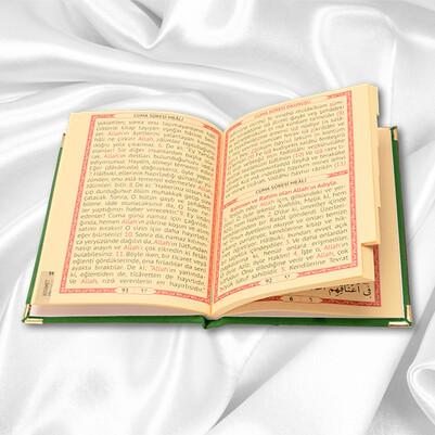Seccade ve Dualar Hediye Kutusu YEŞİL - Thumbnail