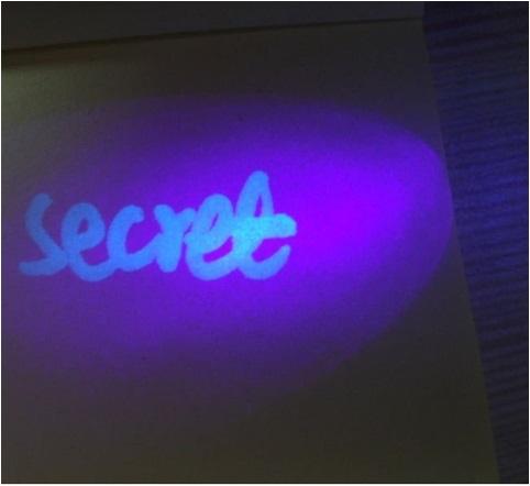 Secret Message Set - Görünmez Kalem Seti