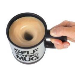 Self Stirring Mug - Mikser Kupa Bardak - Thumbnail