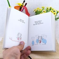 Sen Hastalandığında Ben Kitabı - Thumbnail