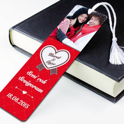 Sen ve Ben Kişiye Özel Kitap Ayracı
