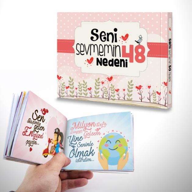 seni seviyorum mesajlı hediyeler