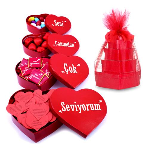 seni seviyorum hediyesi