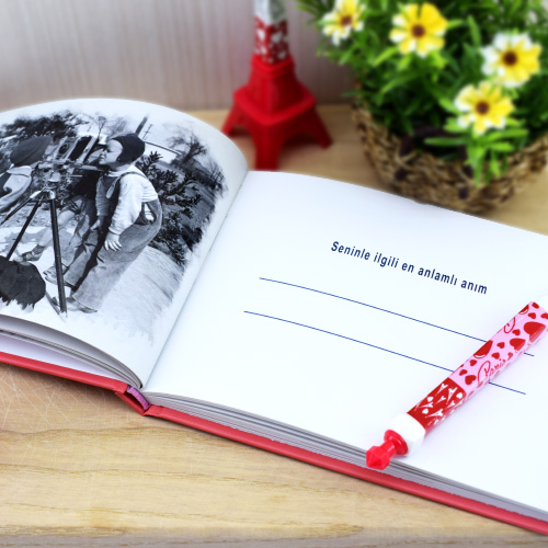 Senin Hakkında En Sevdiğim Şeyler Kitabı