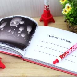 Senin Hakkında En Sevdiğim Şeyler Kitabı - Thumbnail