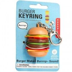 Sesli Hamburger Anahtarlık - Thumbnail