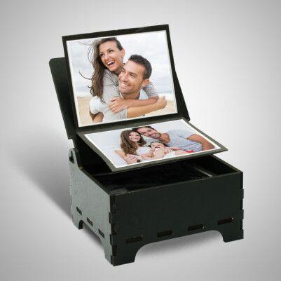 Sevgililer Gününe Özel Anı Kutusu - Thumbnail
