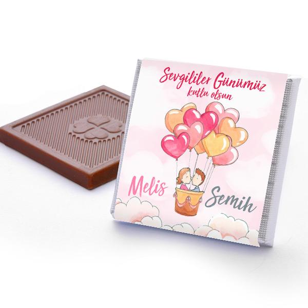 Sevgililer Gününe Özel Çikolata Kutusu
