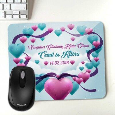 - Sevgililer Gününe Özel Mousepad