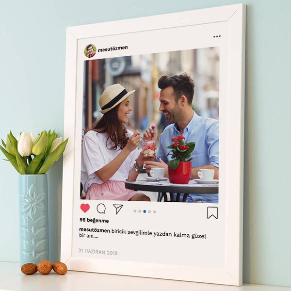 Sevgililer Gününe Özel Sosyal Medya Poster