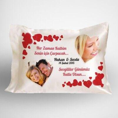 - Sevgililer Günümüz Kutlu Olsun Yastık