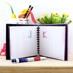 Sevgililere Özel Aşkımızın Alfabesi Kitabı - Thumbnail