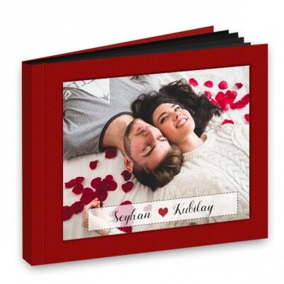 - Sevgililere Özel Foto Kitap Albüm