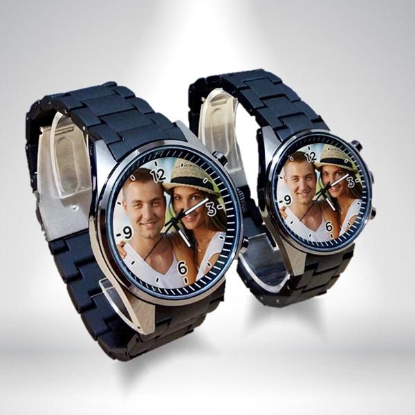 resimli sevgili saatleri