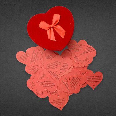 Sevgililere Özel Konsept Hediye Kutusu - Thumbnail