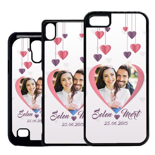 Sevgililere Özel Romantik Telefon Kapakları