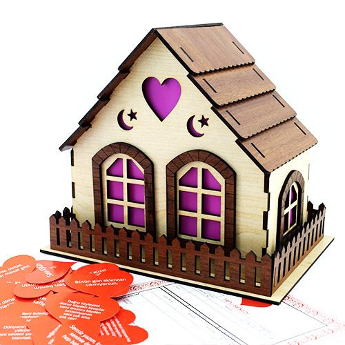 Sevgiliye Aşk Evi Hediyesi