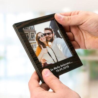 Sevgiliye Hediye Polaroid Fotoğraf Albümü - Thumbnail