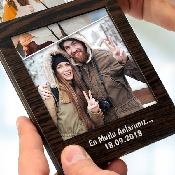 Sevgiliye Hediye Polaroid Fotoğraf Albümü