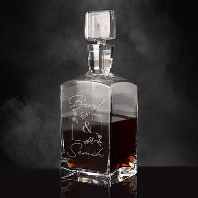 - Sevgiliye Hediye Prestijli Viski Şişesi