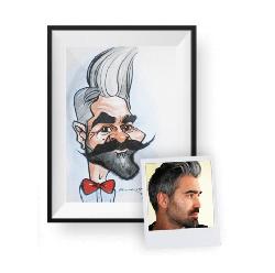 Sevgiliye Özel Karikatür - Thumbnail