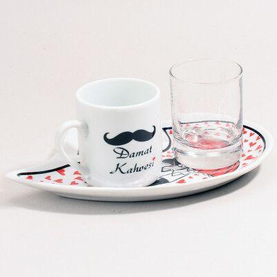 Sevgiliye Özel Romantik Kahve Seti - Thumbnail